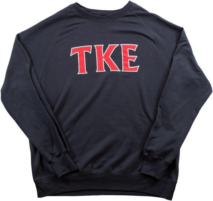 Tau Kappa Epsilon crewneck sweatshirt
