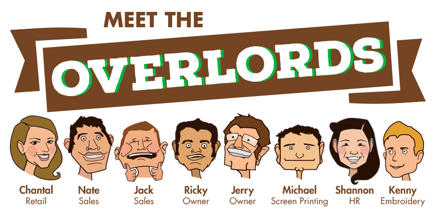 meet the Ann Arbor T-shirt Company overlords