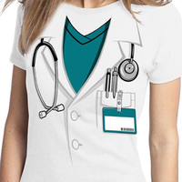 Ladies Cut Doctor Tee