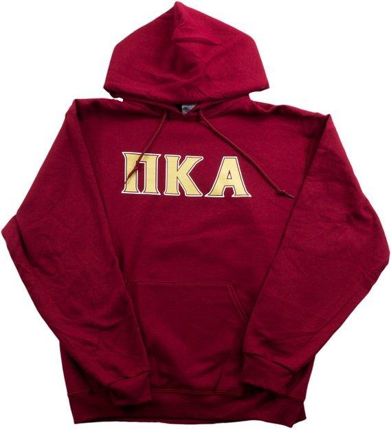Pi Kappa Alpha hoodie sweatshirt